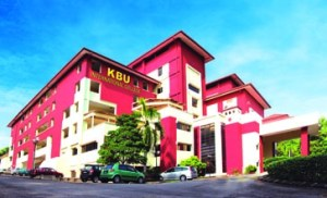 KBU International College offers excellent facilities with affordable fees.
