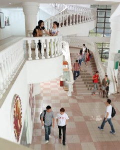 First City University College's purpose built 13-acre campus has excellent facilities with a conducive study environment