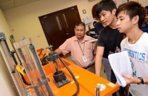 Nilai University Engineering Lab