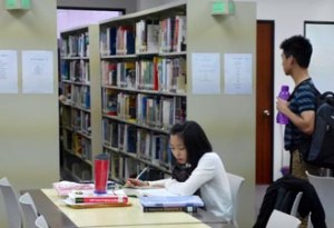 Library at HELP Academy