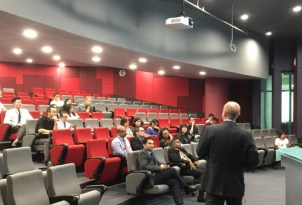 Top lecturers teach at Asia Pacific University (APU)
