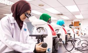 Biology Lab for Pre-U Students at KDU College Damansara Jaya