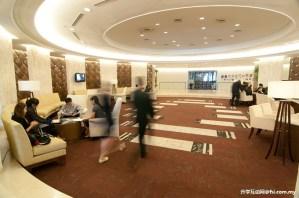 BERJAYA University College of Hospitality Lobby Area