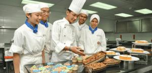 BERJAYA University College of Hospitality Patisserie Kitchen