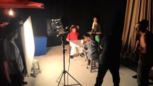 Film Studio at Point College