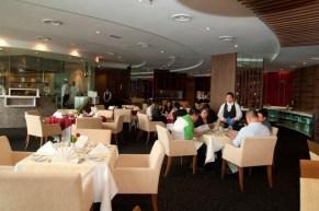 Samplings on the Fourteenth Fine Dining Restaurant at BERJAYA University College of Hospitality