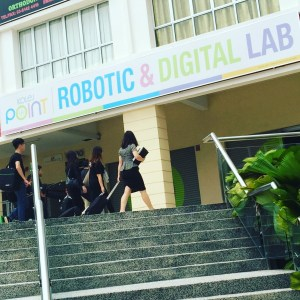 Robotic & Digital Lab at Point College