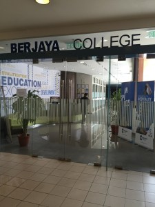 Berjaya College is located strategically inside Berjaya Times Square providing easy access to students
