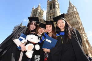 University of Lincoln is a Top 50 Ranked University in the UK