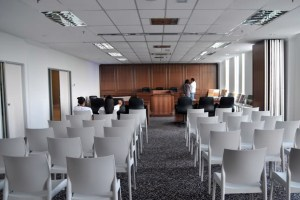 Moot Court at Taylor's University