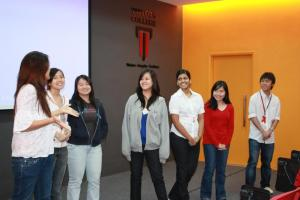 Top students from all over Malaysia come to Taylor's College for top pre-university education