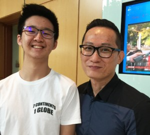 I was confused about what to study & didn't want to do what my dad was working as because he was so busy. My mum asked EduSpiral to advise me. He showed my that I am different from my dad & helped me to make the right choice. Chong Han, Foundation in Engineering at Taylor's University
