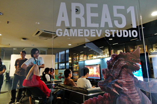 KDU University College offers the degree in Games Development. Students have access to Alienware in their Area51 Game Lab.