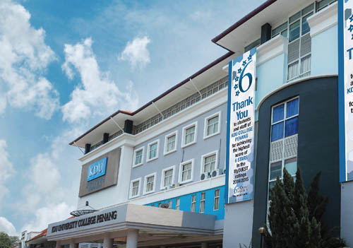 KDU Penang University College Online Application & Registration