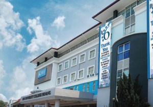KDU Penang University College offers top rate courses supported by excellent facilities