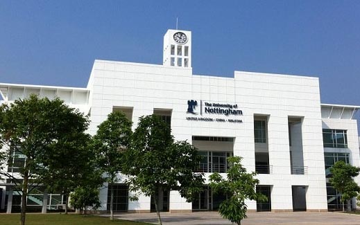 University of Nottingham Malaysia Online Application & Registration