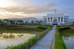 Students can get the best of British education at the University of Nottingham Malaysia Campus supported by excellent facilities