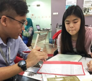 I was confused which university to choose for my studies and contacted EduSpiral. He provided facts & evidence to help me make the right choice. Vivian Chua, Actuarial Science at UCSI University