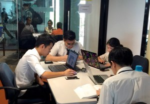 Top students from all over Malaysia choose to study at Asia Pacific University (APU)