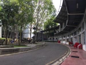 A conducive study environment at Multimedia University (MMU) Melaka