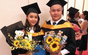 EduSpiral counselled me online and met me at KDU Penang University College to take me around the campus. It helped me a lot in making the right decision. Archie Wong (Right), Business degree Graduate from KDU Penang University College