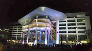 Asia Pacific University new campus at Technology Park Malaysia, Bukit Jalil in Kuala Lumpur