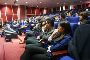 Lecture Theatre at MAHSA University