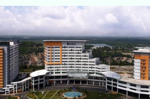 MAHSA University's new state-of-the-art campus at Saujana Putra