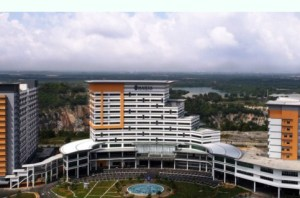 MAHSA University's new state-of-the-art campus at Saujana Putra