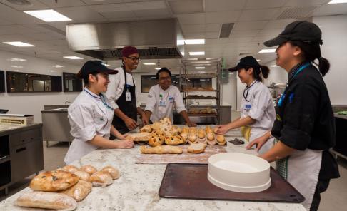 Boulangerie - Bakery Kitchen at KDU University College Utropolis Glenmarie