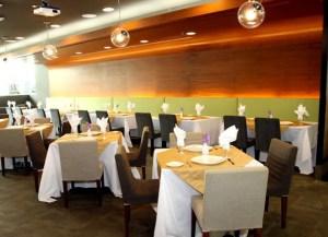 Fine Dining Restaurant at Taylor's University
