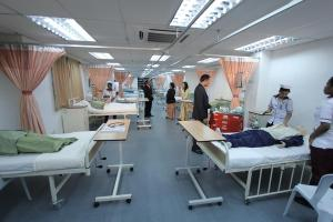 Some of the best nursing facilities at MAHSA University