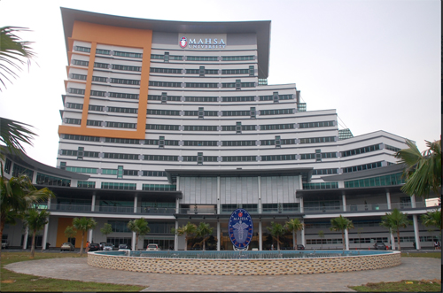 Best University in Malaysia for Diploma in Medical Imaging (Radiography) at Top Rated MAHSA University