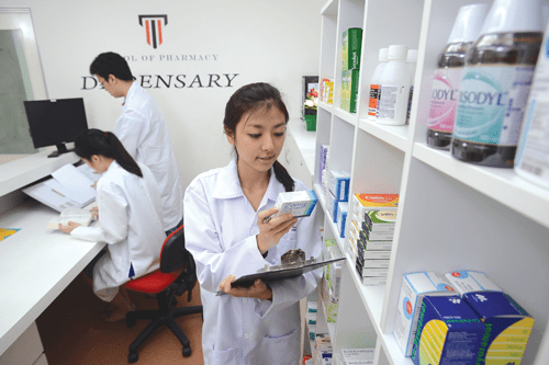 Top Private Universities in Malaysia for Recognised Pharmacy Degree Programme