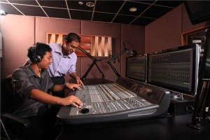 Recording Studio at Taylor's University