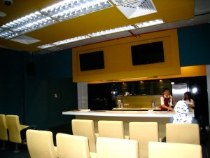 Culinary arts lecture theatre at Taylor's University