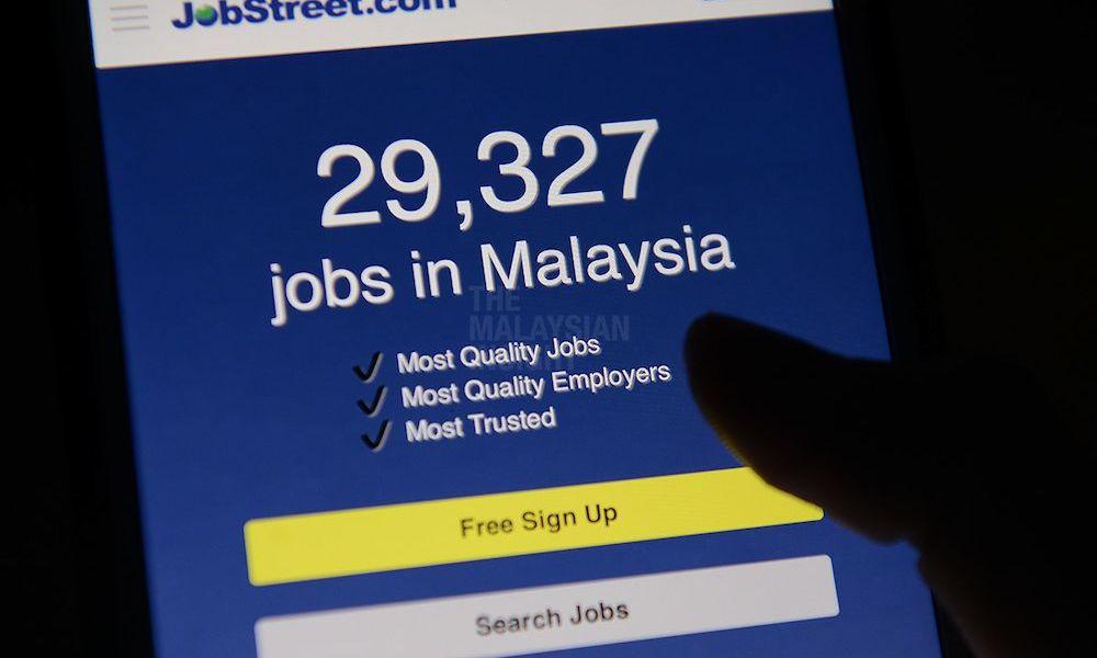 Jobstreet Malaysia Salary Report