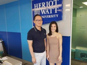 I didn't know what to study after A-Levels. EduSpiral helped me to understand what I am good at as well as what's in demand for the future. Renee Tan, Mechanical Engineering at Heriot-Watt University Malaysia