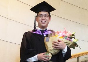 Vincent Lim, Software Engineering Graduate, Asia Pacific University (APU)