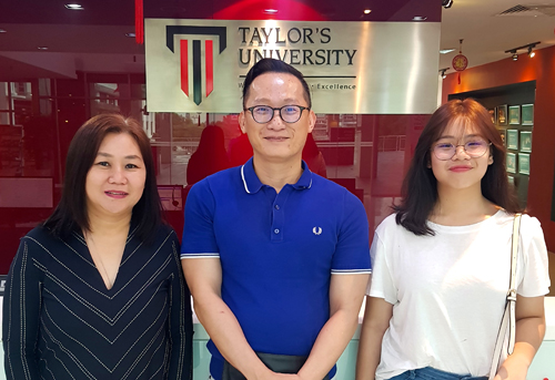 Best UK Dual Award Degree in Computer Science Specialising in Blockchain  in Malaysia at Taylor's University