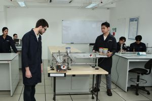 Electrical & Electronic Engineering Lab at University of Wollongong (UOW) Malaysia KDU, Utropolis Glenmarie