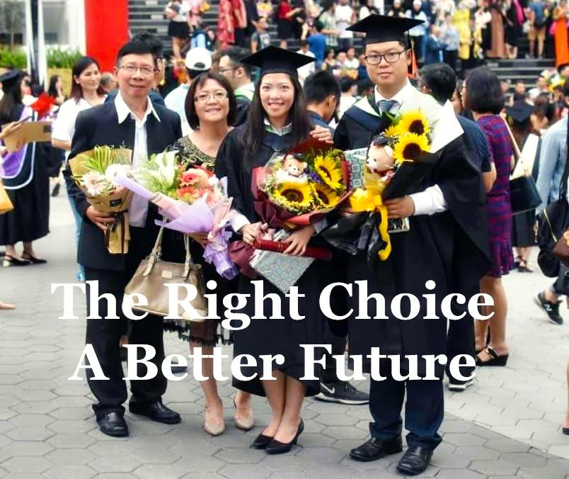 The Right Choice for a Better Future with EduSpiral