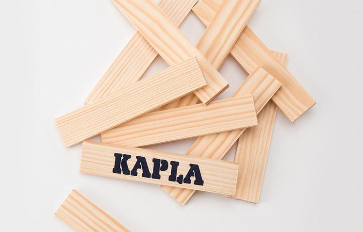KAPLA 積み木