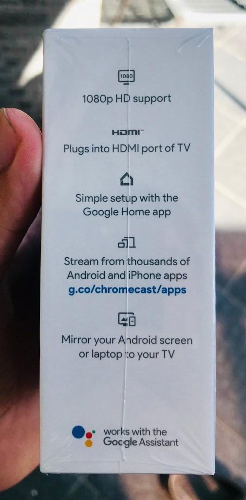 Apa Itu Menu Bar : Screen, Chromecast, EduTechers