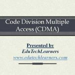 Presentation on Code Division Multiple Access (CDMA)