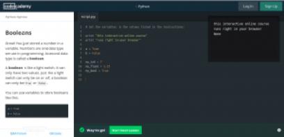 coding for kids - codeacademy.com
