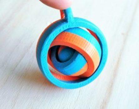 Gyroscope 3d print