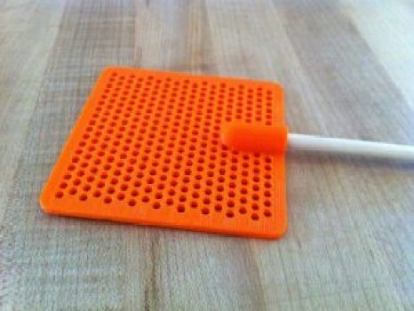3d printed fly swatter