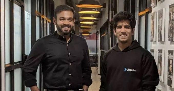 classplus founders - series b funding