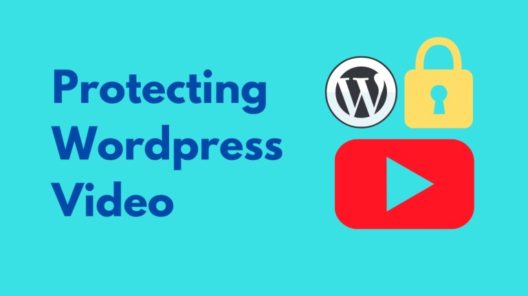 How to protect Wordpress Video from download